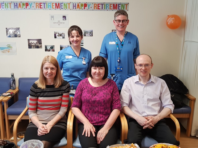 MAIN So Long, Farewell Retiral Ann Hyslop with research team.jpg