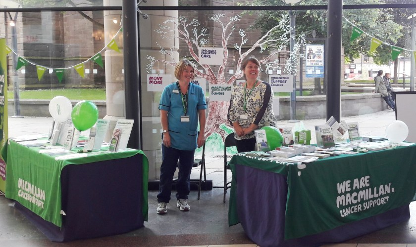 MAIN Raising awareness of palliative care services in Tayside (3)