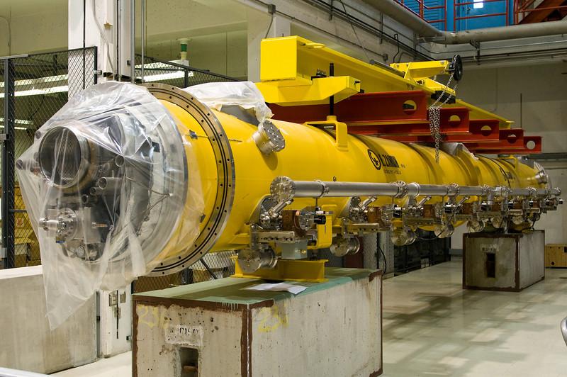 An ILC/Project X cryomodule
