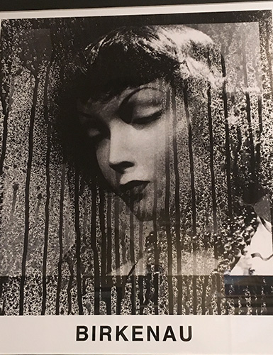 Curator_Hoover_Birkenau_Processed B&W Digital Photograph