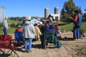 NIA Plein Air workshop with Greg Larock