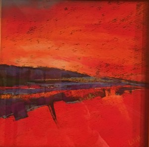"Mona Witt, ""Sunset"""