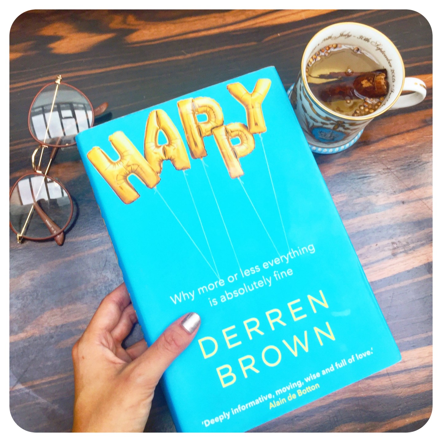 'Happy' by Derren Brown