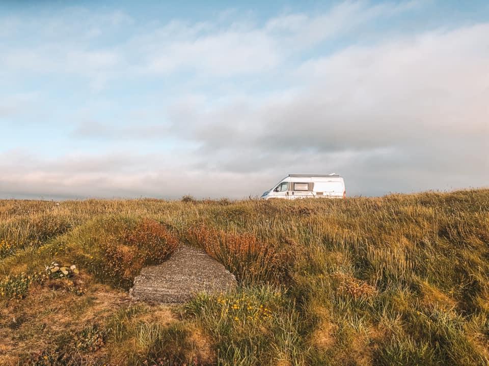 SW England In A Van