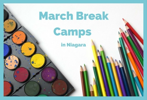 march break camps in niagara