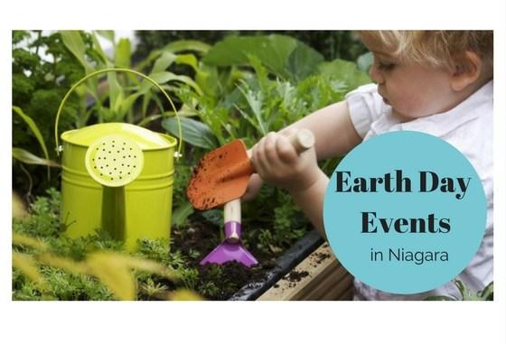 Earth Day Events in Niagara