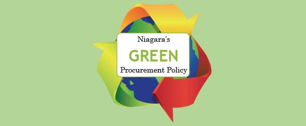 Niagaras Green Procurement Policy