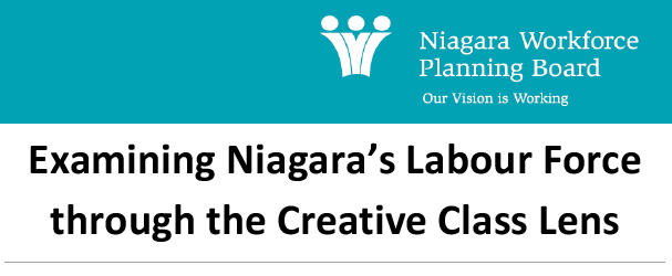 Examining Niagara's Work Force through the Creative Class Lens