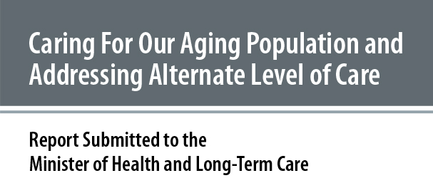Caring for Our Aging Population