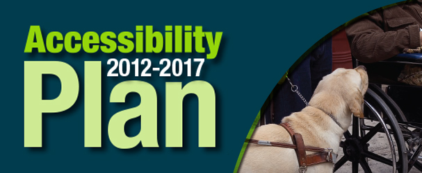 Accessibility Plan 2012-2017