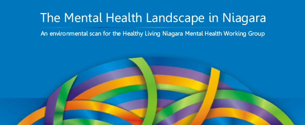The Mental Health Landscape in Niagara
