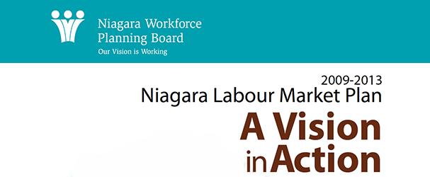 Niagara Labour Market Plan 2009-2013