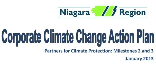 Corporate Climate Change Action Plan
