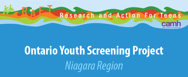 ontario youth screening project