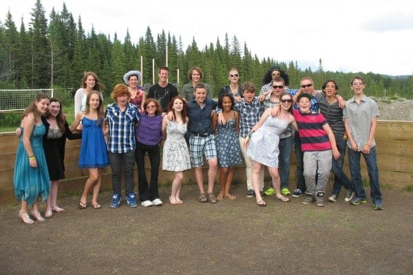 Ostomy Canada Youth Camp