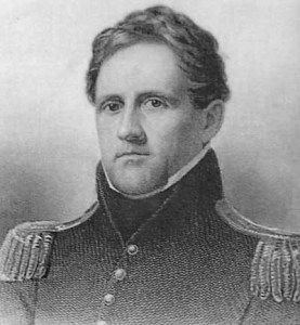 hero bridgewater General Winfield Scott at the Time of the War of 1812