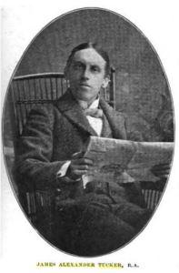 tucker biography