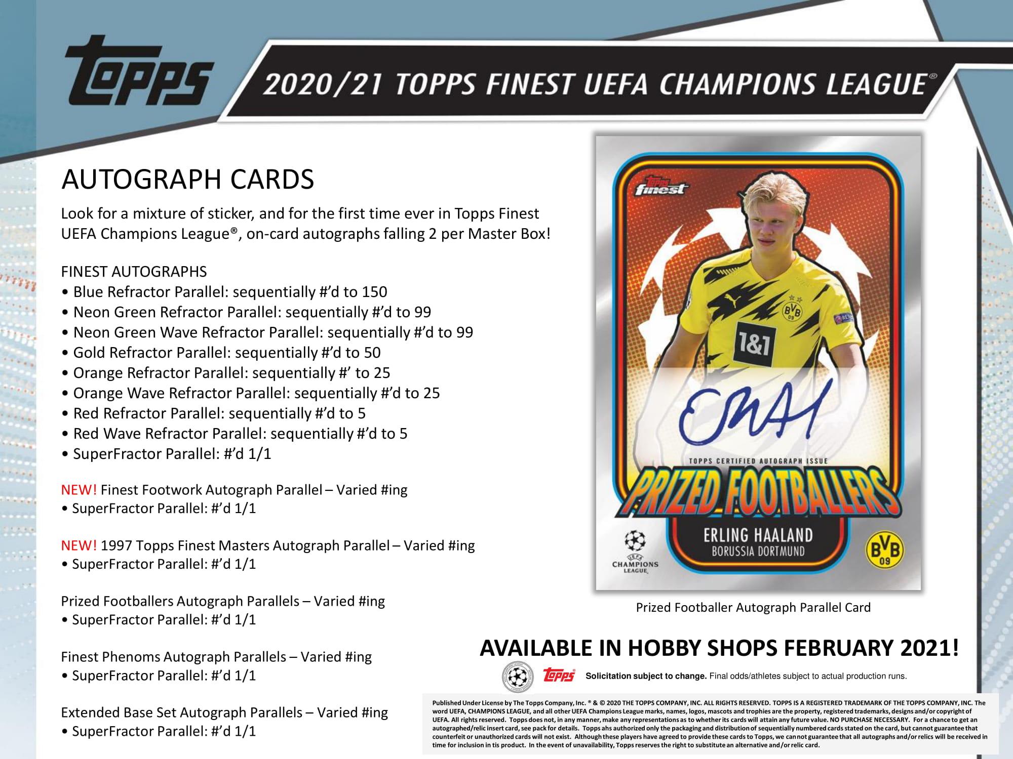 Borussia Dortmund European Champions League winners 1997 football trading cards