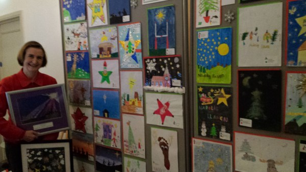 Christmas card competition 2015