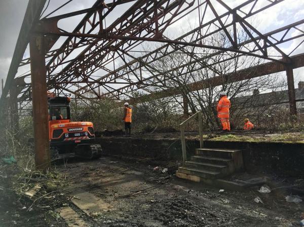 Llanelli railway goods shed trust 2