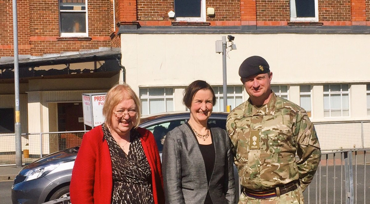 Many Thanks To Lt Col Mike Lewin 102 Battalion REME And All At 119 Recovery Company Prestatyn For A Very Interesting Informative Visit Which Gave Me