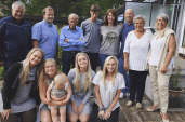 Group Photo of me and all my cousins from Norway