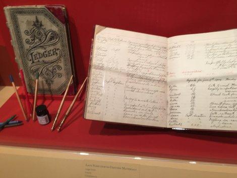Cashbook of Mathias Knutsen Kjolseth