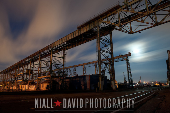 Mare Island Night Photography Nighttime Niall-David-Photography-1834