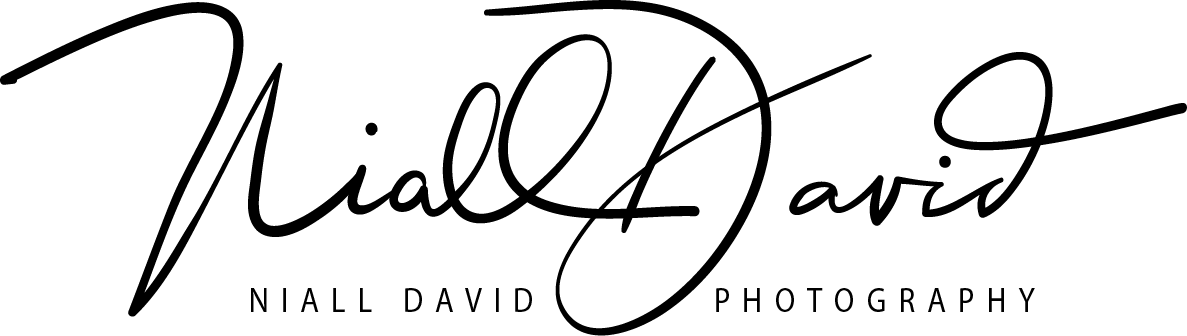 Niall David Signature Logo