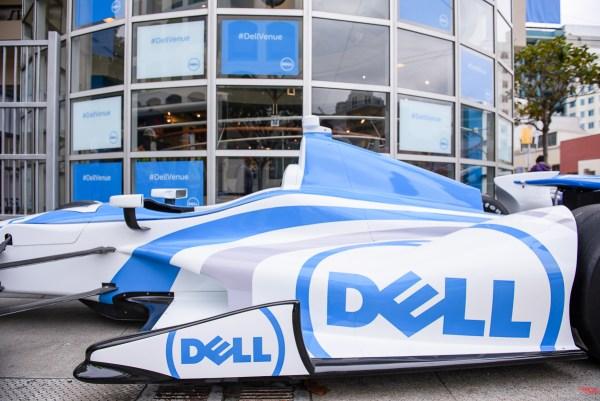 Dell Computer Company Branded Special Indy Car Racing Event San Francisco Bay Area DellVenue - Niall David Photography-1251