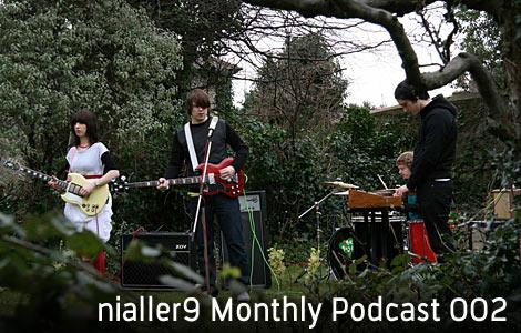 , Podcast 002 – April 07