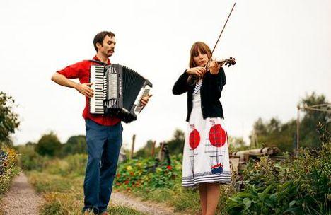 , Balkan Gypsy Folk revisited