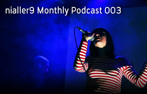 , Podcast 003 – May 07