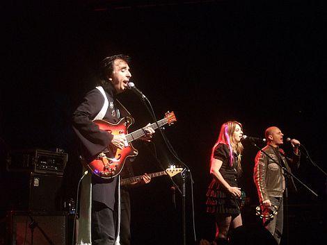 , Os Mutantes live in Dublin