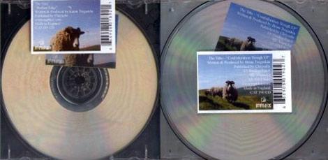 , The Tuss – Rushup Edge EP = AFX?