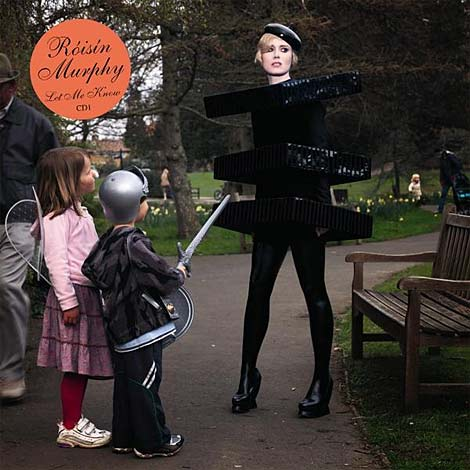, Roísín Murphy continues foray into strange but deadly cover art..