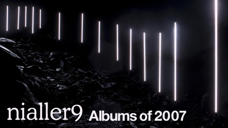 , Top 30 Albums of 2007