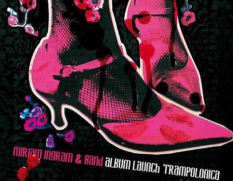 , Miriam Ingram – Trampolonica launch