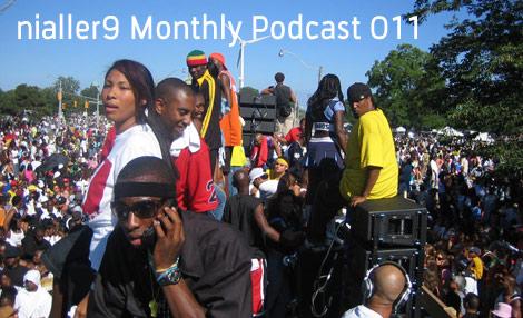 , nialler9 Podcast #11: January '08