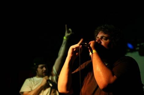 , Aesop Rock live in Crawdaddy