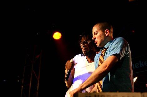 , Edan and Dagha @ Tivoli Theatre