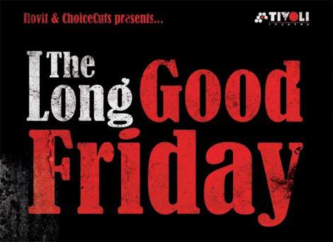 , Giggery – Good Friday with Jape, Sarsparilla, David Kitt, T-Woc & more