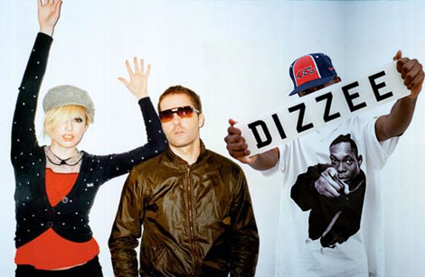 , Dizzee covers The Ting Tings