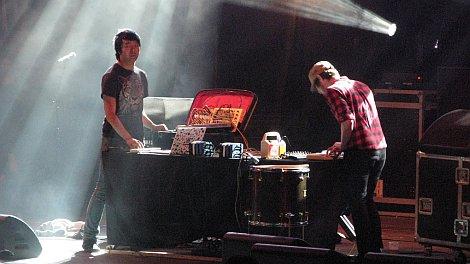 , Mogwai / Fuck Buttons tour CD