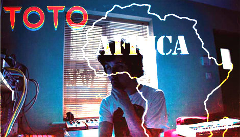 , Jape covers Toto's 'Africa'