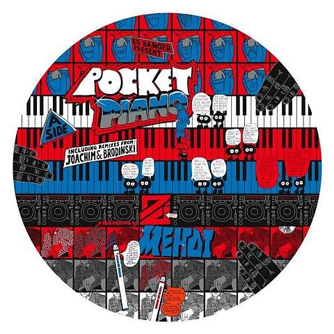 , Dj Mehdi – Pocket Piano (Joakim remix)