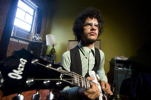 , Omar from Mars Volta releases album on Stones Throw