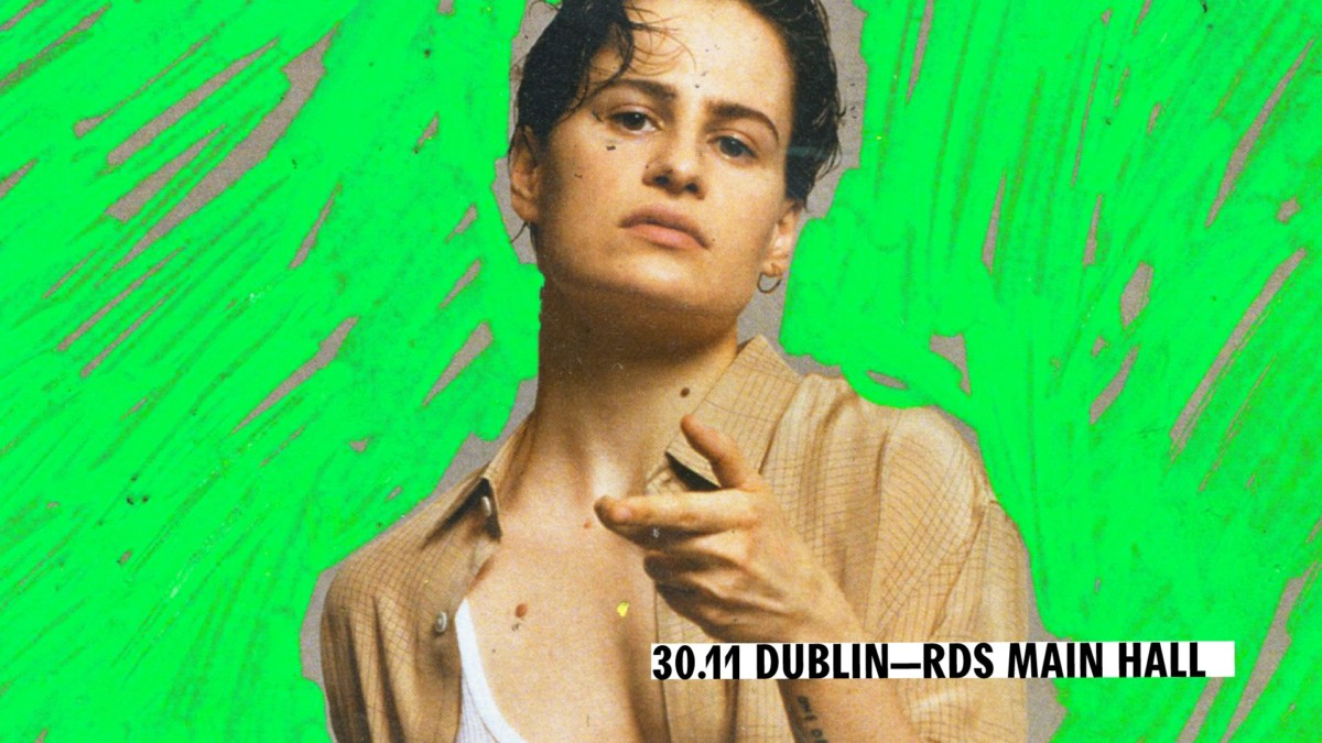Christine and the Queens for RDS Dublin show