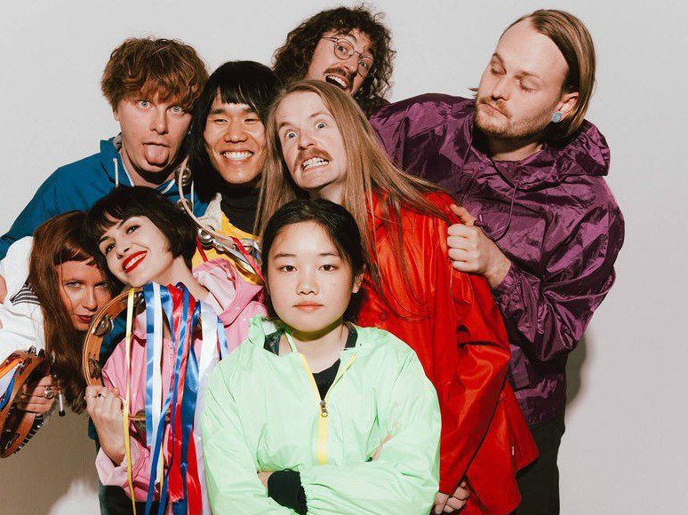 , Superorganism for Dublin headline show