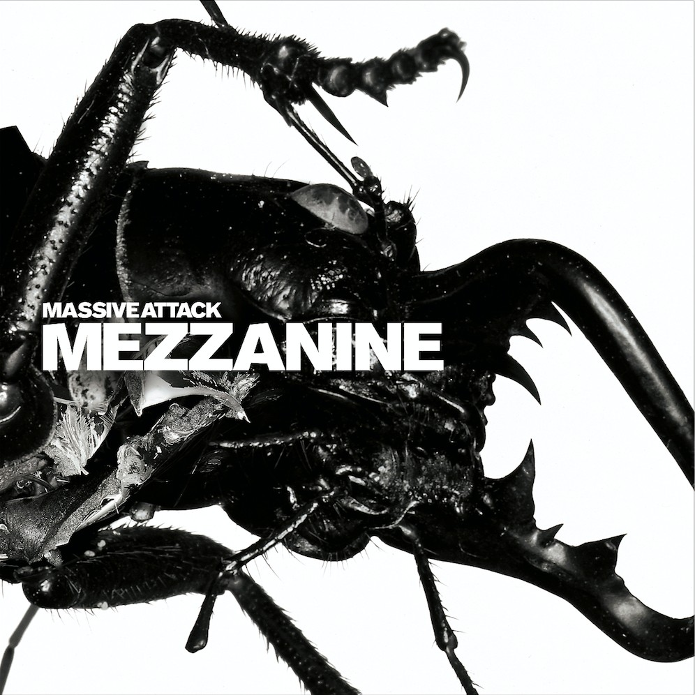 Massive Attack's Mezzanine is to be coded in DNA